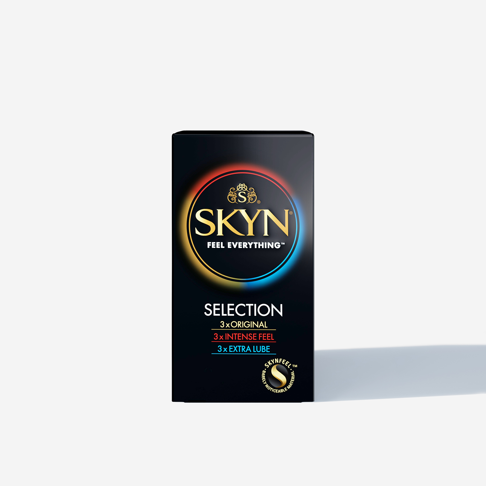 SKYN Selection — Packshot